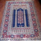 1940's Famous Kayseri Turkish Prayer rug carpet semi antique