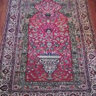 1930's famous Kayseri Turkish prayer rug carpet