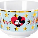 MICKEY MOUSE PORCELAIN BOWL BY SIEGER DESIGN IMPORT EUROPE RARE DISNEY