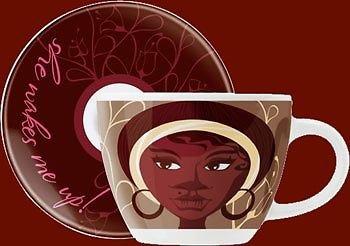Ritzenhoff My Little Darling Espresso Cup by Melissa Sunjaya '07