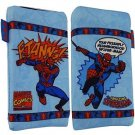 Marvel Comics Spiderman Phone Sock blue Pouch Case rare collector's