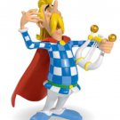 ASSURANCETOURIX PORCELAIN STATUE WITH BOOKLET ASTERIX