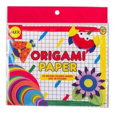 Alex Origami Circles (40) New  & Sealed