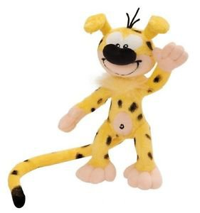 Marsupilami beanie plush import Disney 12''