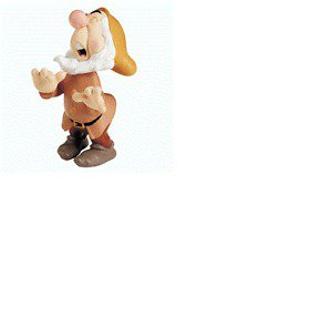 Sneezy Statue The Seven Dwarfs Disney Import