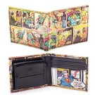 Superman Wallet Classic Comic Art Bioworld