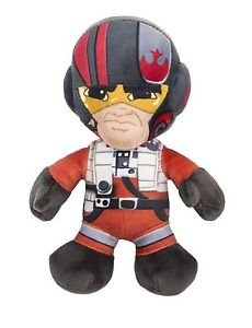 Star Wars Episode 7th - Secondary hero battler 17 cm plush Joy Toy Italy import