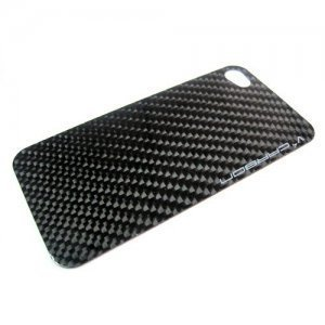 Element Case Carbon Fiber Back Plate - IPHONE 4, IPHONE 4S -