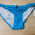 RALPH LAUREN SWIMMING BIKINI BOTTOM BLUE L