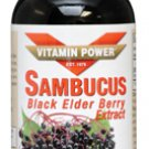 SAMBUCUS Black Elderberry Extract 5000 mg.