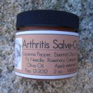 Arthrtis Pain Relief Salve