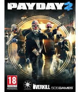 Payday 2 PC Digital Steam Gift