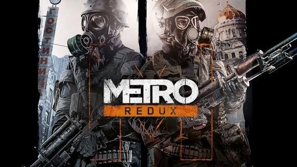 Metro Redux Bundle PC Digital Steam Key