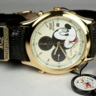 Disney Mens Chronograph Seiko Mickey Mouse Watch! Brand-new!