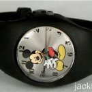 Disney Stunning Funamation Mickey Mouse Watch! New! Beautiful! He Moves!