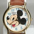 Disney Animated Moving Eyes Mickey Mouse Watch! New! Hard To Find!