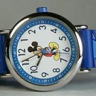 Disney Cute Mickey Mouse Watch! New! HTF! Retired!