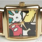 New Disney Fantasia Hands Pants Mickey Mouse Watch! Hard To Find!