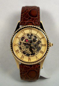 Disney New Automatic Mickey Mouse Watch!  Hard To Find! Stunning!
