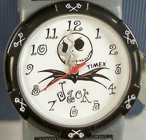 Timex Nightmare Before Christmas Watch! New! Unique! In Original Packaging!