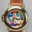 Disney Stunning Pop Up Mickey Mouse Watch! New! HTF!