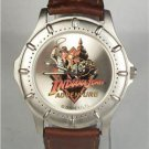 New Disney Indiana Jones Watch! Hard To Find! Cast Members Only! Rare!
