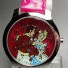New Disney Rare Three D Prince and Cinderella Watch! HTF!