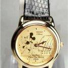 New Disney Limited Edition Seiko Ladies Mickey Mouse Watch! Thru the Mirror!