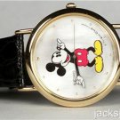 Disney New Mother of Pearl Ladies Seiko Mickey Mouse Watch! Hard To Find!