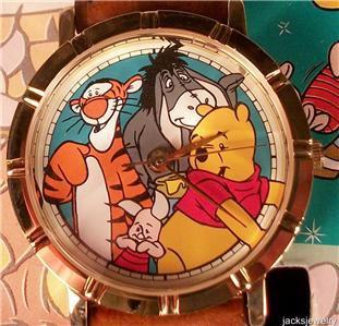 Disney Limited Edition Winnie the Pooh Watch! New! HTF!