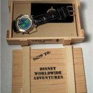 New Disney Rare Animated Limited Edition Mickey Mouse Watch! Hard To Find!