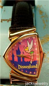 New Disney Limited Edition Tinkerbell Watch! Hard To Find!