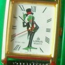 Brand-New Lorus Kermit the Frog Watch! Jim Henson's Muppets! HTF! Very Rare!
