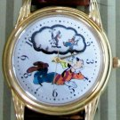Brand-New Disney Animated Daydreaming Goofy Watch! Retired! HTF!