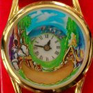 New Disney Animated Snow White and the Seven Dwarves Watch! Very Rare! HTF!