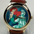 Brand-New Disney Limited Edition Little Mermaid Watch! HTF! Musical Chest too!