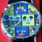 Disney Fossil Mickey Mouse Watch! New Hard To  Find