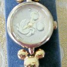 Brand-New Disney GOLD ICON Ladies Mickey Mouse Watch! Gorgeous! HTF!