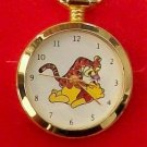 Brand-New Disney Winnie the Pooh Pendant Watch! W/TIGGER TOO! Retired!