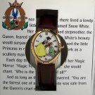 Disney Limited Edition Snow White Watch! New! Hard To Find!