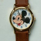 Brand-New Disney Animated Winking Mickey Mouse Watch! By Lorus! HTF! RETIRED!