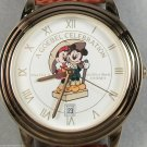 Disney Goebel Limited Edition Mickey Mouse Watch! New! Hard To  Find!