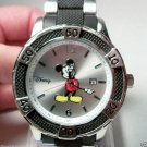 Brand-New Disney Carbon Divers Mens Mickey Mouse Watch! HTF! Retired!