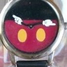 Disney Rare Hands Pants Mickey Mouse Watch! Hard To Find! New!