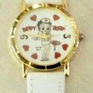 Brand-New Nurse Betty Boop Watch! In Nurse's Uniform! HTF! Rare!