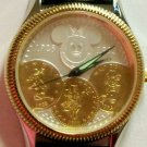 Brand-New! Rare! Anniversary Disney Minnie Mouse Coin Watch! HTF Beautiful!