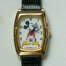 Disney anniversary Ladies Seiko Mickey Mouse Watch! HTF! Retired! He Moves!