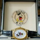 Brand-New Disney Seiko Ladies Minnie Mouse Watch! Gorgeous! Hard To Find!