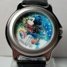 Disney @Very Rare@ Christmas Mickey Mouse Watch! New! Hard To  Find!