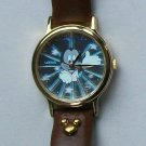 New Disney Ladies Mickey Mouse HOlogram Watch! HTF! REtired!
